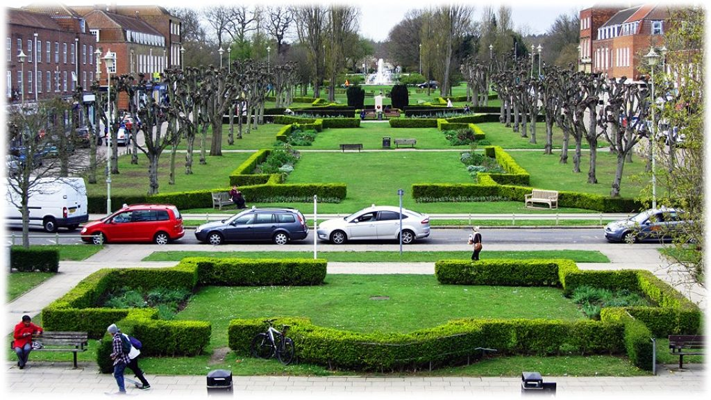 Top 5 facts about welwyn garden city blog harpenden - Welwyn garden city united kingdom ...