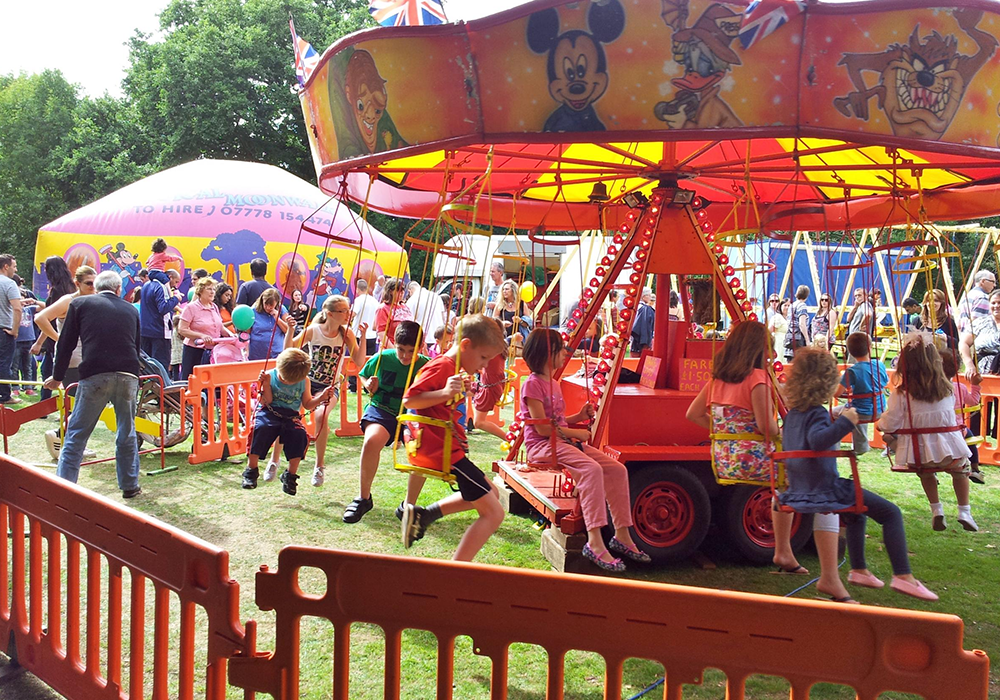 Harpenden Summer Fun Fair, which is scheduled to run between August 26th