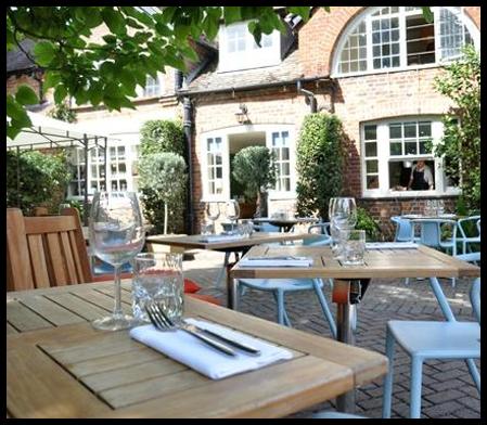 Best Restaurants In Harpenden