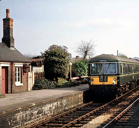 Harpenden Railway Station