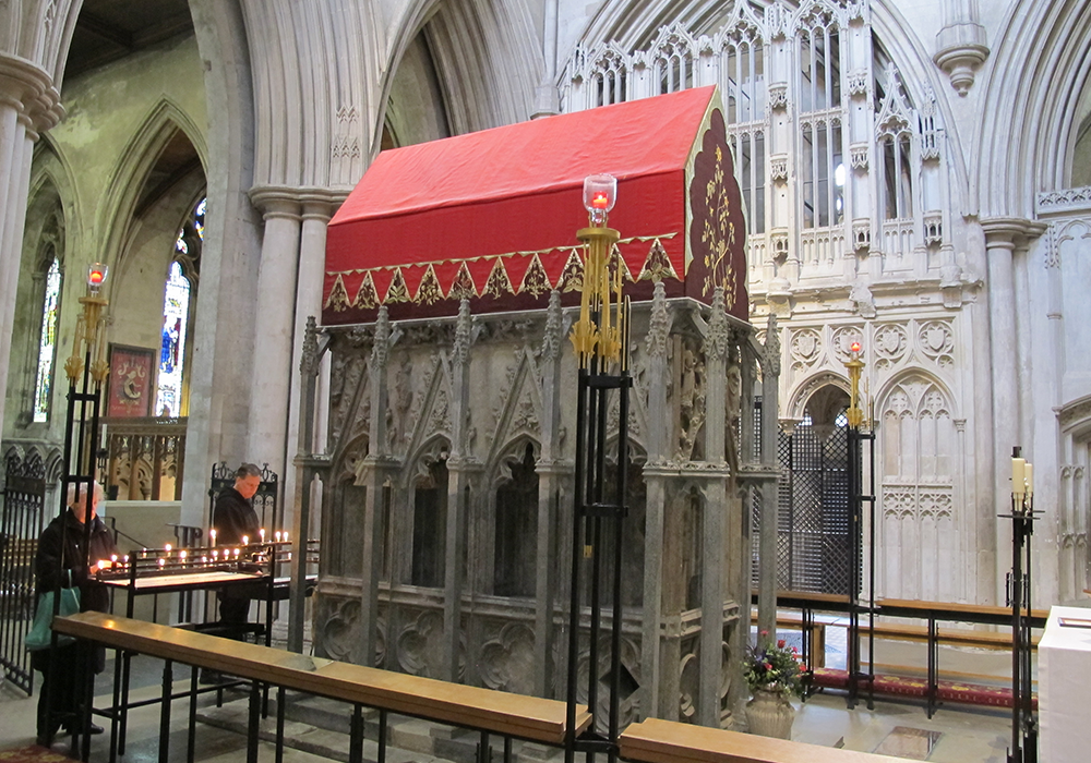 Visit the Shrine of St Albans